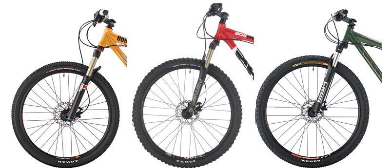 29 Vs 26 Mountain Bikes Mountain Bike Equivalent of